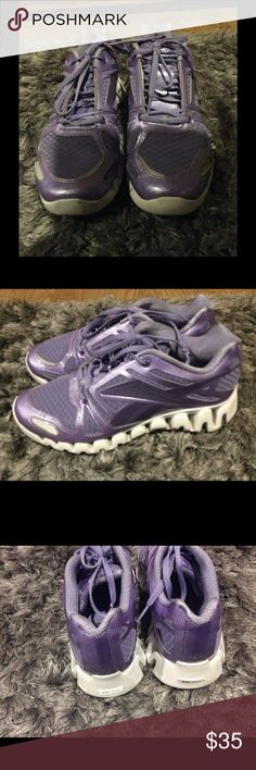 685c34e2a5d8 Reebok ZTech Running Sneakers Hardly worn. color violet very different Reebok  Shoes Sneakers
