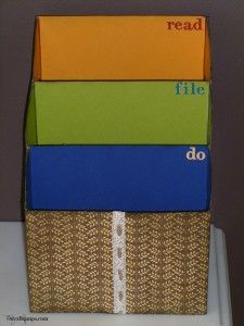 here is my take on the cereal box organizer here