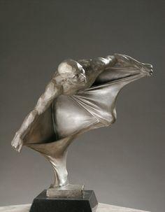 Conception | Paige Bradley | Bronze Sculpture