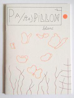 Alexis Beauclair »Papillon blanc« self-published, 2014