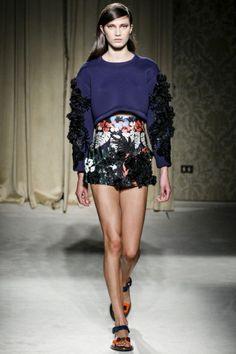 Sfilata Aquilano.Rimondi Milano - Collezioni Primavera Estate 2014 - Vogue