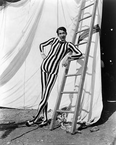 """Bones"" Brown Bronte - Charles and Ray Eames ~ [Ringling Bros. and Barnum & Bailey Circus], ca. 1941-1960"