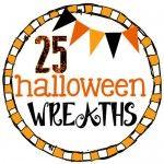 25 Halloween Wreaths