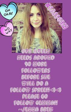 @Gemma Styles Please Follow Her! Xxx