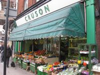 Cruson Greengrocers, Camberwell, London - Google Search
