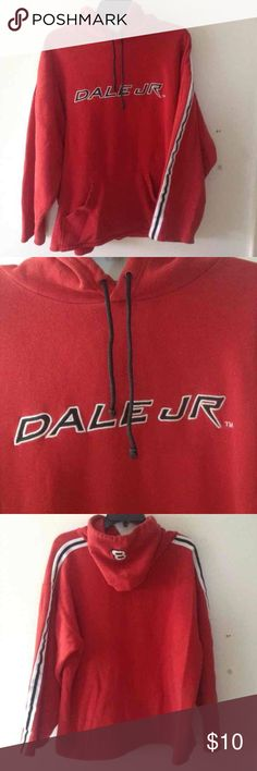 Dale Earnhardt Jr. Hoodie Dale Jr. Hoodie in great condition men's size XL. Shirts Sweatshirts & Hoodies