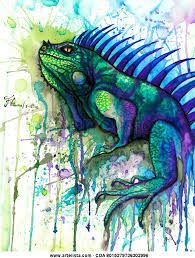Meaning Of Iguana Tattoo As Symbolism  Full Tattoo  Pinterest