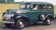 Suburban 1941-47