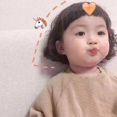 Cute Asian Babies, Korean Babies, Asian Kids, Cute Korean Girl, Cute Little Baby, Little Babies, Baby Kids, Cute Babies Photography, Cute Baby Girl Pictures