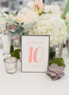 #table-numbers  Photography: Melissa Schollaert Photography - msp-photography.com  Read More: http://www.stylemepretty.com/2013/11/19/scottsdale-wedding-from-melissa-schollaert-victoria-canada-weddings-events/