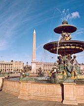 Place de la Concorde — Wikipédia