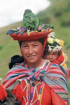 Mujer Huichol