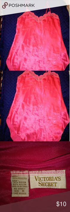 VS Nighty Pink Victoria's Secret nighty. Pre-owned condition( may have piling and wear). Victoria's Secret Intimates & Sleepwear Pajamas