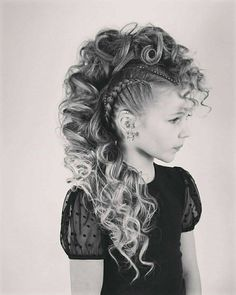 Little Girl Hairstyles, Up Hairstyles, Braided Hairstyles, Viking Hairstyles, Great Hair, Hair Art, Hair Designs, New Hair, Hair Inspiration