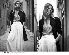 EDITORIAL - The campaign SS-17 en Massimo Dutti online. Entre ahora y descubra nuestra colección de The campaign SS-17 de Otoño Invierno 2016. ¡Elegancia natural!