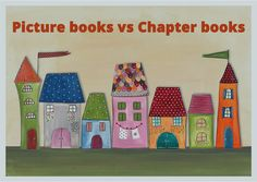 What do picture books and chapter books have in common? - Australian Writers' Centre