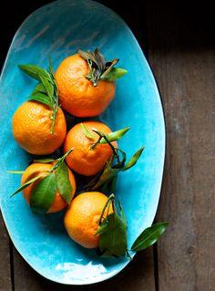 Salat med rødbede og appelsiner