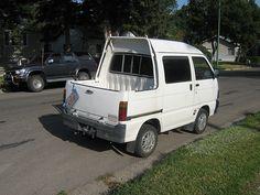 Daihatsu Hijet Deckvan Truck