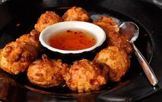 Conch Fritters: A Traditional Caribbean Dish