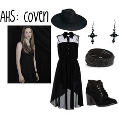 "Zoe from ""American Horror Story: Coven"""