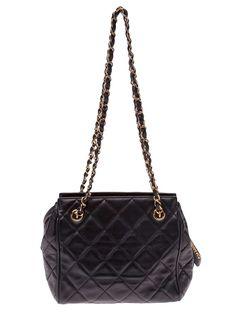 Chanel Vintage Chanel day bag