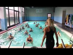 ACQUAGYM M ONYA by Champion's Club 01 2016 - YouTube