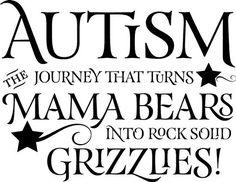 autism motivational quote parents gift vinyl lettering decal