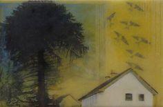 Yellow Bird - SOLD, Frances Ryan