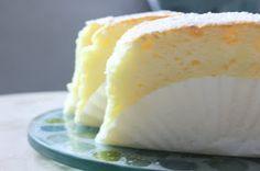 Pencil Kitchen: Japanese (Osaka) Cotton Cheesecake