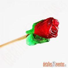 Rosas de caramelo, detalles bodas, bautizos y comuniones, detalle empresas, decoración