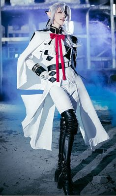 Ferid Bathory from Seraph of the End ~.~