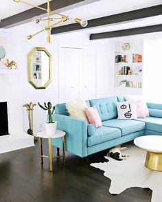 Save this to discover 9 color trends in home decor that you need to know about.