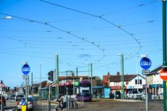 Shopping in Cleveleys Town Centre - it's a great place - with Visit Cleveleys Seaside Resort, Seaside Towns, Waterloo Road, National Rail, British Seaside, Blackpool, Ways To Travel, Plan Your Trip, Great Places