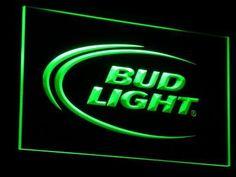 Bud Lite Beer Led Neon Sign Bar