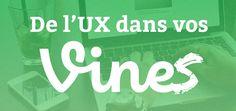 De l'expérience utilisateur dans vos Vines - Blog du MMI | http://blogdummi.fr/developpement/ux-experience-utilisateur-vines/ #Vine #UX #Design #webdesign #socialmedia #DUTMMI