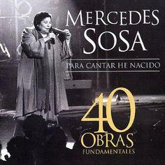 Mercedes Sosa - 40 Obras Fundamentales