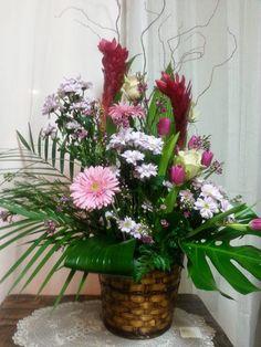 Soie Artificielle funérailles couronne de fleurs tout 3 Letter Word Floral Tribute Memorial