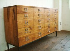 TRUCK|LIBRARY CHEST  Aprox. $5,551.74 [Have you ever been in love with a piece of furniture? Well here goes my sweetheart!]