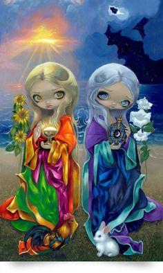 jasmine becket griffith prints - Pesquisa Google