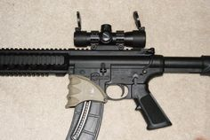 Smith & Wesson M&P 15-22 Find our speedloader now!  http://www.amazon.com/shops/raeind