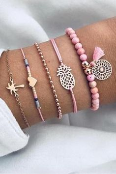 Thin delicate bracelet ornament silver in your desire bracelet color and jewelry card All love
