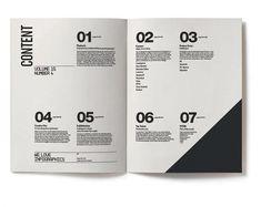 Resultado de imagen para design thesis layout