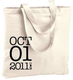 great welcome wedding bag idea - for your out of towners, stuff them with goodies and a list of the all local fun stuff to do