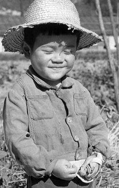 麦わら帽の少年2
