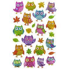 Image result for Stickabilities owl