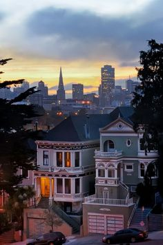 Dusk, San Francisco, California by San Francisco FeelingsYES‼ I Lenda VL AM the March 2017 Lotto Jackpot Winner‼000 4 3 13 7 11:11 22Universe Please Help Me, Thank You I AM GRATEFUL‼