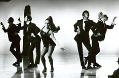 Vintage Dance Moves For This Year's Holiday Parties