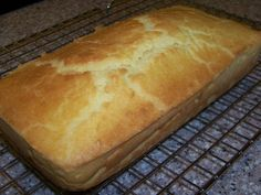 Basic Quick Bread - Low carb recipes suitable for all low carb diets - Sugar-Free Low Carb Recipes