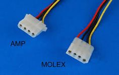 Image result for molex power connector
