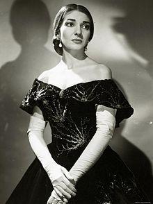 Maria Callas (La Traviata) マリアカラスの動画